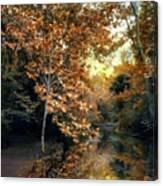 Autumn Enchantment Canvas Print