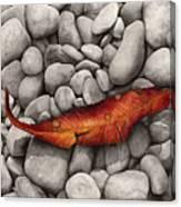 Autumn Epilogue Canvas Print