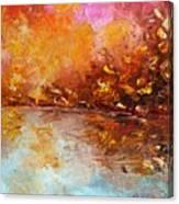 Autumn Everywhere Canvas Print
