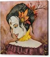 Autumn Finery  Canvas Print