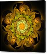 Autumn Gift. B Canvas Print