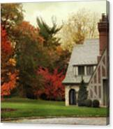 Autumn Grandeur Canvas Print