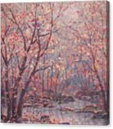 Autumn Harmony. Canvas Print