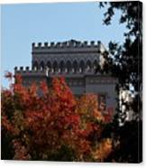 Autumn In Baton Rouge Canvas Print