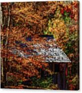 Autumn In Cades Cove Smnp Canvas Print