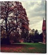 Autumn In Cambridge  Canvas Print
