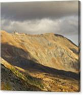 Autumn In French Alps - 5 Canvas Print