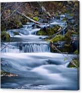 Autumn In Lost Creek Canvas Print