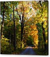 Autumn In Missouri Canvas Print