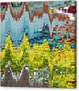 Autumn In Native America Canvas Print
