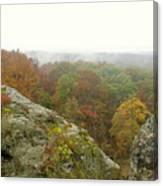 Autumn In Shawnee Canvas Print