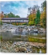 Autumn In The White Mountains Canvas Print