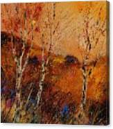 Autumn Landscape 45 Canvas Print