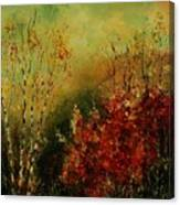 Autumn Lanfscape Canvas Print