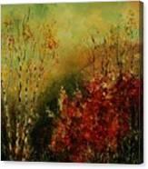 Autumn Lanfscape Canvas Print