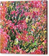 Autumn Leaves 4 Canvas Print