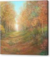 Autumn Majesty Canvas Print
