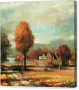 Autumn Memories Canvas Print