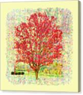 Autumn Musings 2 Canvas Print