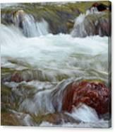 Autumn On Jackson Creek Canvas Print