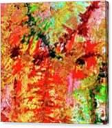 Autumn On My Mind Canvas Print
