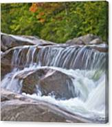 Autumn On The Kancamagus Canvas Print