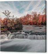 Autumn On The Niagara Canvas Print