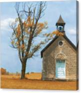 Autumn On The Prairie Canvas Print