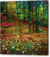 Autumn H5 Canvas Print