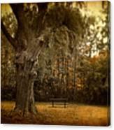 Autumn Respite Canvas Print