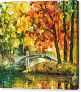 Autumn Rest   Canvas Print