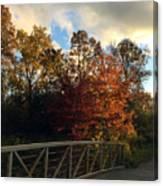 Autumn Rust Canvas Print