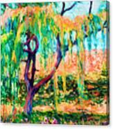 Autumn Season Canvas Print