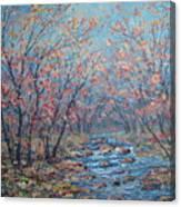 Autumn Serenity Canvas Print
