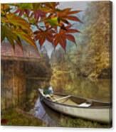 Autumn Souvenirs Canvas Print