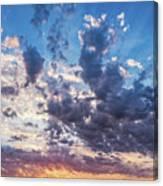 Autumn Sunrise - Lyme Regis Canvas Print