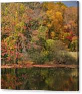 Autumn Tranquility 1 Canvas Print