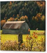Autumns Colors Canvas Print