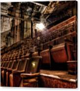 Available Seating Canvas Print
