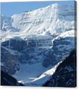 Avalanche Ledge Canvas Print