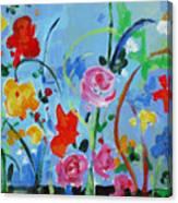 Avant Garden Canvas Print