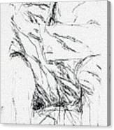Avigdor Arikha 059 Avigdor Arikha Canvas Print