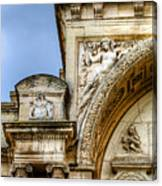 Avignon Opera House Muse 1 Canvas Print
