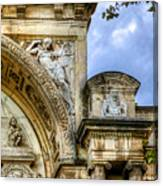 Avignon Opera House Muse 2 Canvas Print