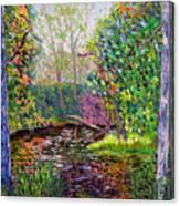 Avon 10-4 Canvas Print