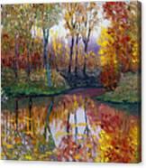 Avon 11-1 Canvas Print