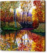 Avon Canvas Print