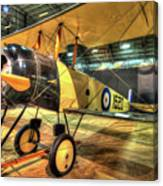 Avro 504k Canvas Print