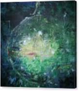Awakening Abstract II Canvas Print