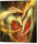 Awakening Heart Canvas Print